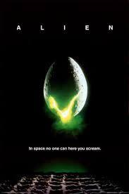 Alien the Movie.....Sigourney Weaver and Michael Biehn