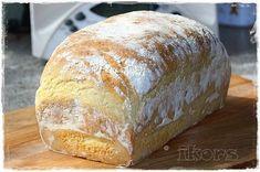 American toast 300 g water 15 g sugar ½ cube yeast 3 .-American Toastbrot 300 g Wasser 15 g Zucker ½ Würfel Hefe 3 American toast 300 g water 15 g sugar ½ cube yeast 3 510 g flour 1 ½ tsp salt 15 g oil … - Bread Bun, Pan Bread, Bread Rolls, Bread Baking, Pain Thermomix, Thermomix Bread, Bread Recipes, Cooking Recipes, Breakfast Dessert