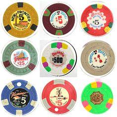 $1 Circus Circus 7th issue 2010 Las Vegas Nevada Casino Chip Uncirculated RARE