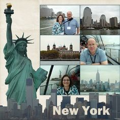 New York New York - Scrapbook.com