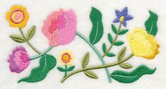 Machine Embroidery Designs at Embroidery Library! - Color Change - J7680
