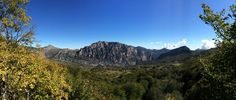 Timpa di San Lorenzo ed alta valle del Raganello