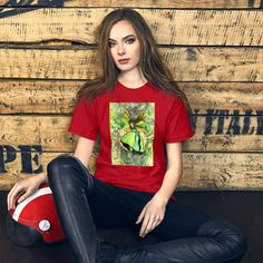 Fairies Celtic Pride, Prism Color, Ash Color, Unisex, Short Sleeve Tee, Short Sleeves, Fabric Weights, Shirt Designs, T Shirts For Women