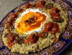 Kichiri quroot Afghan sticky rice with meatballs and yogurt  Afghan cuisine