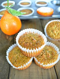 Fruit infused muffins are a delicious way to use fresh fruit of the season. Using the zest and the juice of the fruit, in this case tangerines, adds a ton of flavor and aroma to muffins. Chia seeds are a...