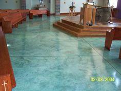Acid wash concrete patio | Dream home ideas and deco | Pinterest ...