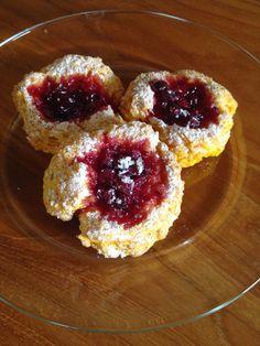 Sladká snídaně - mrkvové sušenky