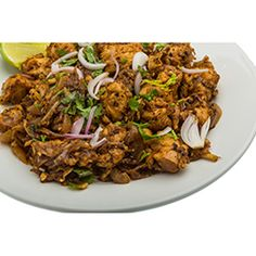 Recipe for Chettinad Dry Pepper Chicken Curry