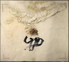ArtPropelled | justanothermasterpiece:   Antoni Tapies.