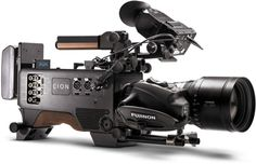 CION, a Professional Camera Has Been Announced by AJA, this camera is set to sweep the professional video camera world and is getting rave r Cinema Camera, Film Camera, Leica Camera, Nikon Dslr, Camera Gear, Digital Cinema, Digital Slr, Camera Techniques, Professional Camera