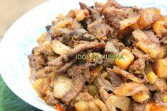 PSKMC: Idol sa Kusina Recipe- Igado