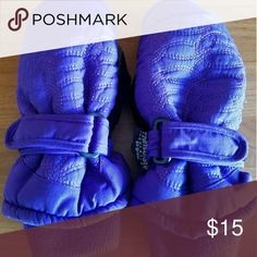 Girls like 10 yrs old gloves Thinsulate gloves very warm Thinsulate  Accessories Mittens