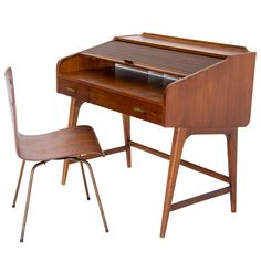 Boy's Desk and Chair | 1stdibs.com