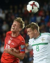 Steven Davis: Northern Ireland were lucky against Czech Republic but I still hold regret
