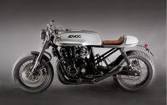 "Honda CB 750 Nighthawk ""Reloaded"" of 1993 by AD HOC"