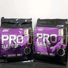 Optimum Nutrition Pro Gainer Best Mass Gainer, Skinny Guys, Lunch Box, Nutrition, Impala