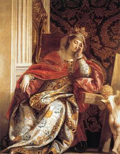 Paolo Veronese, The vision of St. Helen