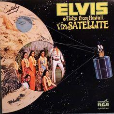 Elvis Presley  Aloha From Hawaii Via Satellite 1973 by DorenesXXOO