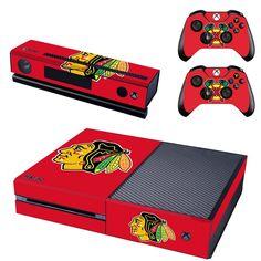 Chicago Blackhawks Xbox Skin