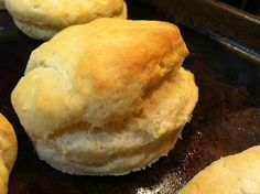 The Perfect Buttermilk Biscuit - From Scratch (quick & easy!)