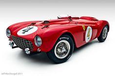Ferrari 375 Plus Le Mans winner 1954.