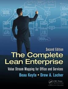 The Complete Lean Enterprise: Value Stream Mapping for Office and Services, Second Edition Lean Enterprise, Enterprise Value, Free Books Online, Reading Online, Value Stream Mapping, Lean Six Sigma, Kaizen, Templates Printable Free, Audio Books