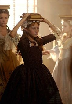 mademoisellelapiquante:  Felicity: An American Girl Adventure - 2005