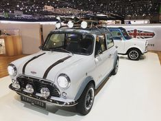 #MiniRemastered - Twitter Search Kit Cars, Classic Mini, Mini Me, Aviation, Mini Coopers, David, Vehicles, Brown, Motors