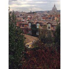 #Romamia Pincio, Piazza del popolo, Piazza di Spagna, Flaminio