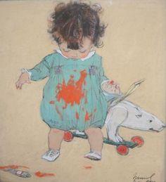 Mucky Pup by MURIEL DAWSON