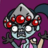 Overwatch Widowmaker artwork / icon,'