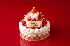 ノエル ドゥ ショコラ 5,400円+税 資生堂パーラーが、銀座本店ショップ限定で「クリスマスケーキ2015」を発売する。…