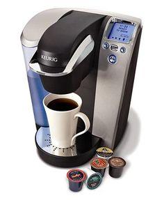 Keurig B70 Coffee Maker, Single Serve Platinum