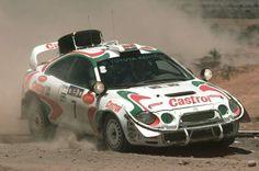 1996: Safari Rally, Toyota Celica, Ian Duncan