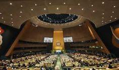 """NewEcclesia - Papa Francesco all'Onu: """"Comprensione e cooperazione per il bene della comunità globale"""""""