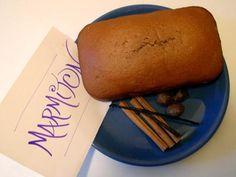 Pain d épices avec machine à pain