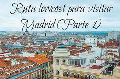 Vista de Madrid y Palacio Real