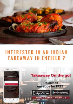 If you're interested in an Indian Takeaways Near Stoke-on-Trent. Finding some delicious local Indian food is as simple. Place your order with ChefOnline & you'll be enjoying a gourmet Indian takeaway feast at home. Indian Food Recipes, Ethnic Recipes, Stoke On Trent, Tandoori Chicken, Simple, Restaurants, Gourmet, Restaurant, Indian Recipes
