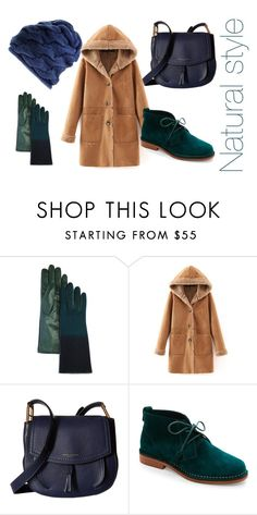 """""""Natural style 2"""" by olga-fadeeva-1 on Polyvore featuring мода, Echo, Marc Jacobs, Hush Puppies и Black"""