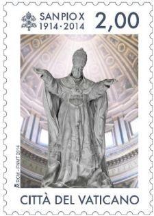Konservativ und Reformatorisch Santa Sede, Postage Stamps, Religion, Centenario, Statue, Saints, Angels, Label, Seals