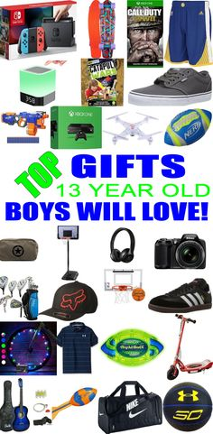 60 Best Presents For Boys Images