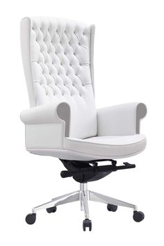 Whiteline Napoleon Executive High Back office chair – Modish Store