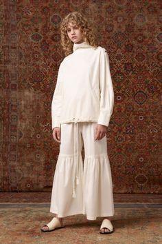 Los textiles hecho a mano y los tapices orientales inspiran una línea muy coqueta.