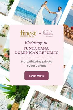 Family-friendly offerings and secluded adults-only areas make Finest Punta Cana the perfect choice for an idyllic beach wedding destination. Choose from beach ceremony spots and breathtaking private event venues to make your dream wedding package come to life. Your dedicated wedding coordinator will be with you to assist from start to finish. Get a free quote today! Punta Cana Wedding, Wedding Venues Beach, Beach Ceremony, Destination Wedding, Dominican Republic Wedding, Free Quotes, Wedding Coordinator, Event Venues, Wedding Inspiration
