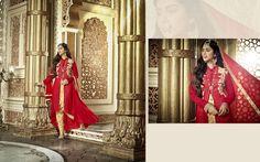 Mirage Sarees Faux Georgette Designer Salwar kameez PRJ5077