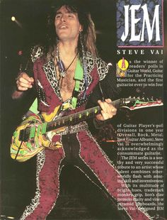 Xmas Songs, David Coverdale, Signature Guitar, Steve Vai, David Lee, Heavy Rock, 80s Rock, Ibanez, Cool Guitar