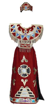 Aztec Costumes | Upon the arrival of the Spanish, the dances changed and fused with ...