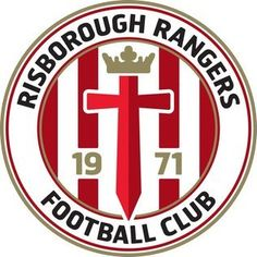 Risborough Rangers F. of the Midlands, England crest. Football Team Logos, Soccer Teams, Fifa, British Football, Rangers Fc, Sports Clubs, England, Herb, Badges