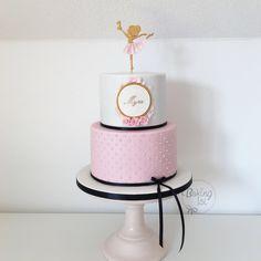 Ballerina cake, ballet, Birthday, Geburtstag, first Birthday, pink, babygirl, Baby, Girl, Torte