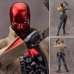 DC Comics ArtFX+ Statues - New 52 Red Hood